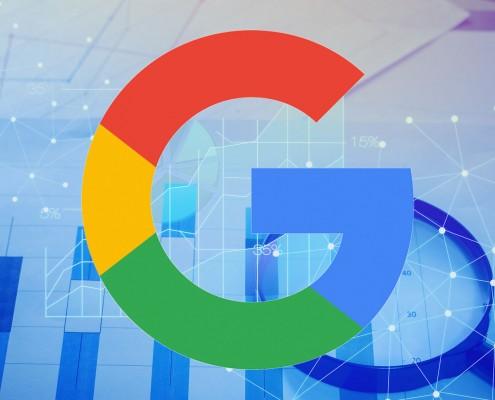 'G' mark of Google
