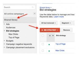 Bid-strategies